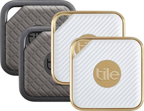 Best Buy Weekly Ad: Tile Pro Series Smart Trackers (4-Pack) for $99.99