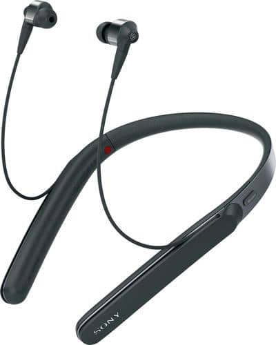 Best Buy Weekly Ad: Sony 1000x In-Ear Wireless Noise Cancelling Headphones - Black for $249.99