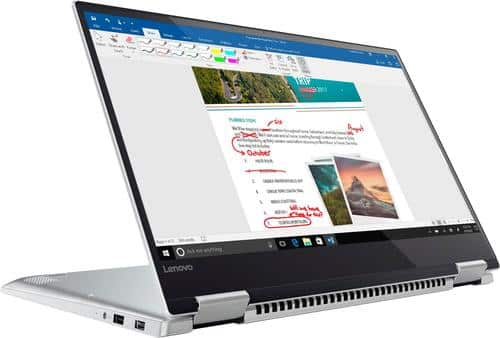 Best Buy Weekly Ad: Lenovo Yoga 720 with Intel Quad-Core i7 Processor for $899.99