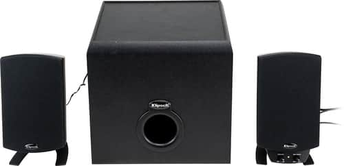 Best Buy Weekly Ad: Klipsch ProMedia 2.1 Bluetooth Speaker System for $139.99