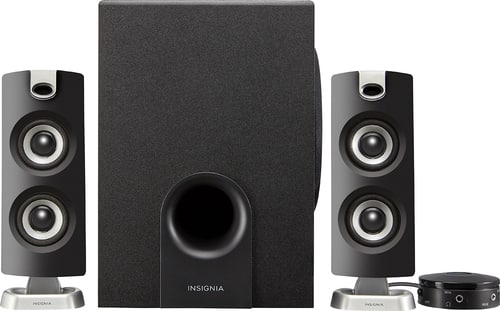 Best Buy Weekly Ad: Insignia 2.1 Bluetooth Speaker System for $39.99