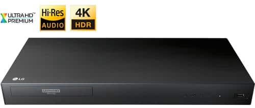 Best Buy Weekly Ad: LG 4K Ultra HD 3D Blu-ray Player for $99.99