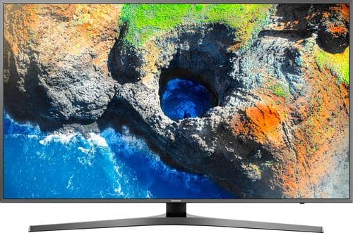 """Best Buy Weekly Ad: Samsung 65"""" Class LED 4K Ultra HD Smart TV with High Dynamic Range for $1,099.99"""