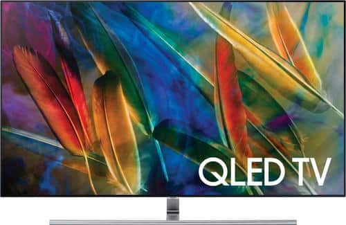 "Best Buy Weekly Ad: Samsung 65"" Class LED 4K Ultra HD Smart TV with High Dynamic Range for $2,199.99"