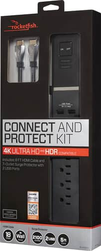Best Buy Weekly Ad: Rocketfish Connect and Protect Kit for $49.99