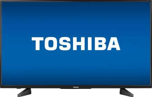 """Best Buy Weekly Ad: Toshiba 43"""" Class LED 1080p HDTV with Chromecast Built In for $249.99"""