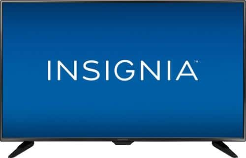 "Best Buy Weekly Ad: Insignia 43"" Class LED 1080p HDTV for $199.99"