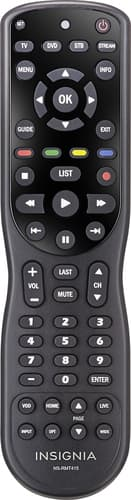 Best Buy Weekly Ad: Insignia 4-Device Universal Remote for $19.99