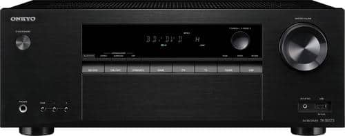 Best Buy Weekly Ad: Onkyo TX 5.1-Ch. 4K Ultra HD A/V Receiver for $199.99