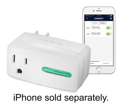Best Buy Weekly Ad: Insignia Wi-Fi Smart Plug for $19.99