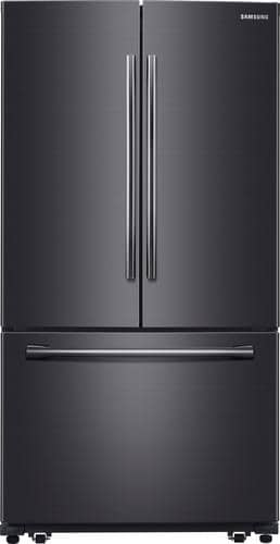 Best Buy Weekly Ad: Samsung 25.5 cu. ft. Black Stainless Steel French Door Refrigerator for $1,449.99