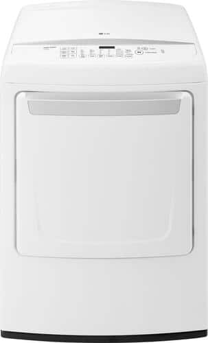Best Buy Weekly Ad: LG 7.3 cu. ft. 8-Cycle Electric Dryer for $579.99