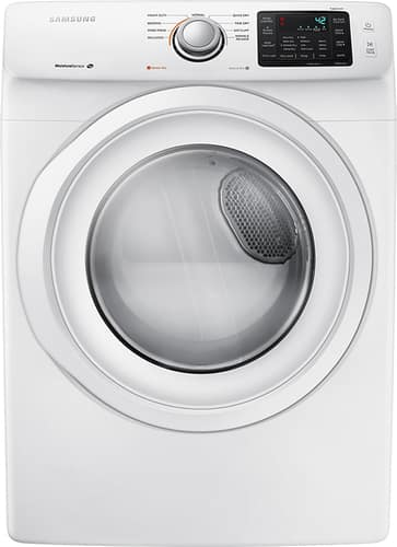 Best Buy Weekly Ad: Samsung 7.5 cu. ft. 9-Cycle Electric Dryer for $499.99