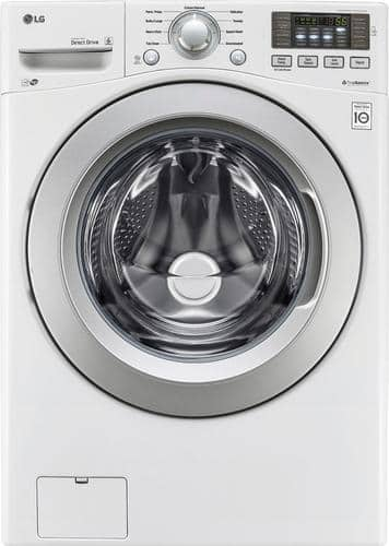 Best Buy Weekly Ad: LG 4.5 cu. ft. 9-Cycle Washer for $629.99