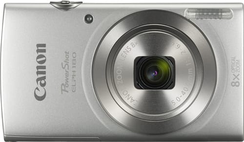 Best Buy Weekly Ad: Canon PowerShot ELPH 180 for $119.99