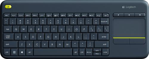 Best Buy Weekly Ad: Logitech Wireless Touch Keyboard K400+ for $24.99
