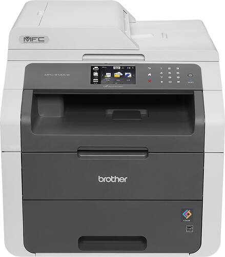 Best Buy Weekly Ad: Brother MFC-9130CW Wireless Laser Printer for $209.99