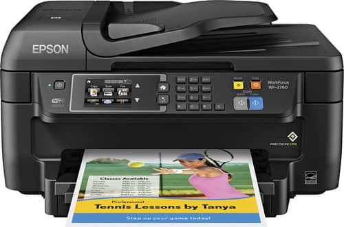 Best Buy Weekly Ad: Epson WorkForce WF-2760 Wireless Printer for $69.99