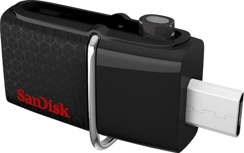 Best Buy Weekly Ad: SanDisk 32GB Ultra Dual USB Drive 3.0 for $12.99