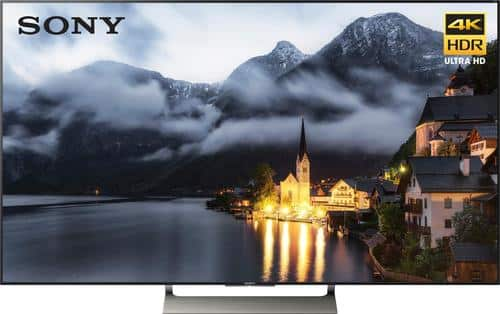 "Best Buy Weekly Ad: Sony - 49"" Class LED 4K Ultra HD Smart TV with High Dynamic Range for $899.99"