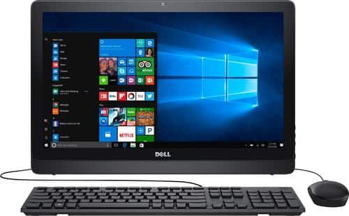 Best Buy Weekly Ad: Dell All-in-One Computer with AMD E2 Processor for $399.99