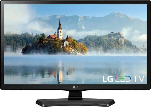 "Best Buy Weekly Ad: LG - 24"" Class LED 720p HDTV for $99.99"