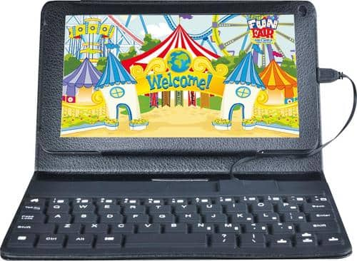 "Best Buy Weekly Ad: DigiLand 7"" Tablet with Keyboard for $49.99"