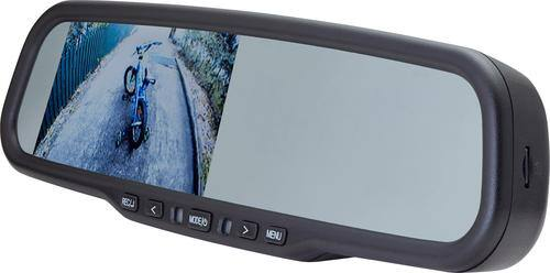 Best Buy Weekly Ad: EchoMaster - Replacement Mirror with Front Camera and DVR - Black for $229.99