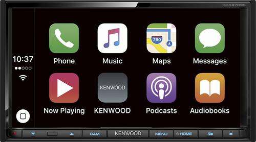 Best Buy Weekly Ad: Kenwood In-Dash CD/DVD/DM Receiver for $499.99