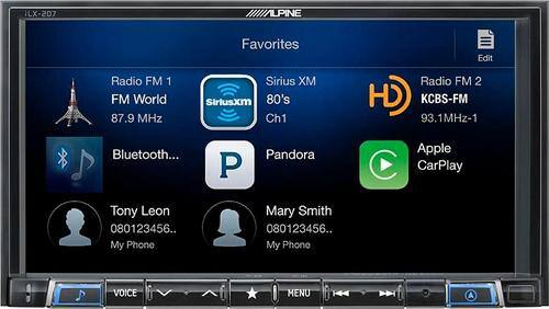 """Best Buy Weekly Ad: Alpine 7"""" A/V Receiver for $599.99"""