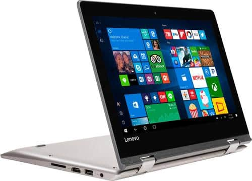 Best Buy Weekly Ad: Lenovo Flex 11 with Intel Celeron Processor for $249.99