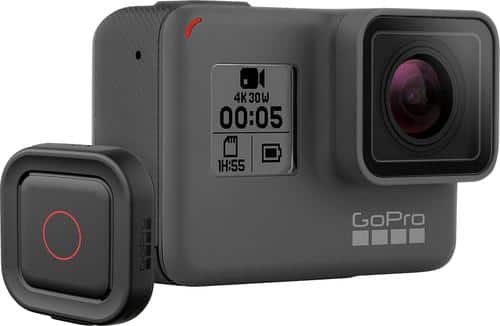 Best Buy Weekly Ad: GoPro HERO5 Black with Remo Wi-Fi Remote for $299.99