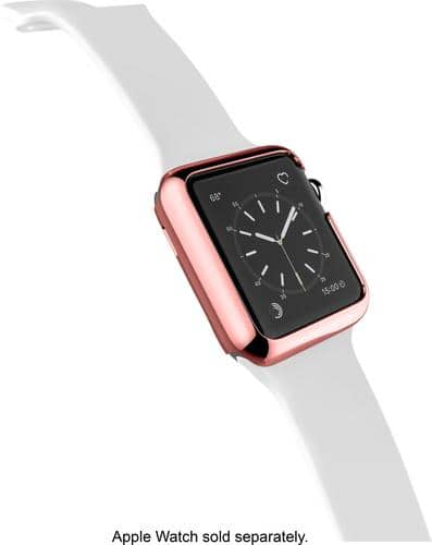 Best Buy Weekly Ad: X-Doria Revel Case for 38mm Apple Watch - Rose Gold for $19.99