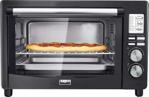 Best Buy Weekly Ad: Bella Pro Series 6-Slice Toaster Oven - Black Stainless for $69.99