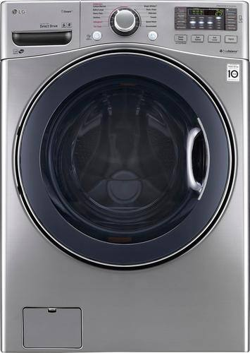 Best Buy Weekly Ad: LG 4.5 cu. ft. 12-Cycle Washer with Steam for $849.99