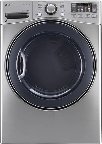 Best Buy Weekly Ad: LG 7.4 cu. ft. 12-Cycle Electric Dryer with Steam for $849.99