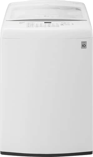 Best Buy Weekly Ad: LG 4.5 cu. ft. 8-Cycle High-Efficiency Top-Loading Washer for $579.99
