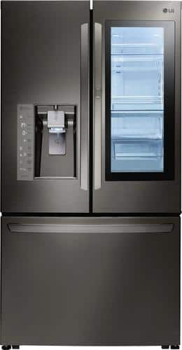 Best Buy Weekly Ad: LG InstaView Door-in-Door 23.5 cu. ft. French Door Counter-Depth Refrigerator for $2,999.99