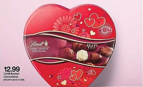 Target Weekly Ad: DeMet's Valentine's Turtle Premium Satin Heart Gift Box - 11ct/6.5oz for $12.99