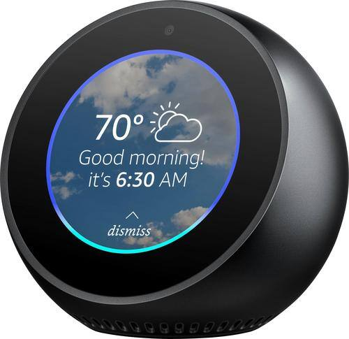 Best Buy Weekly Ad: Amazon Echo Spot - Black for $114.99