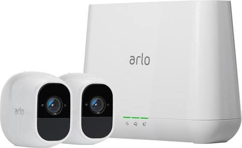 Best Buy Weekly Ad: Arlo Pro 2 HD Wire-Free 2-cam. Security Kit for $439.99