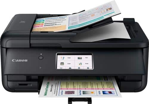Best Buy Weekly Ad: Canon PIXMA TR8520 Wireless Printer for $129.99