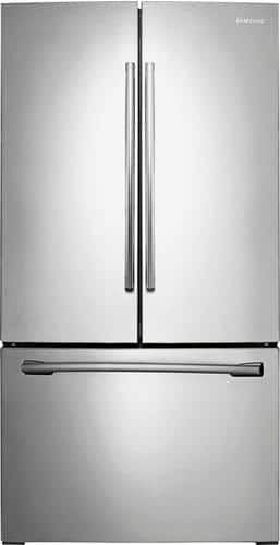 Best Buy Weekly Ad: Samsung - 25.5 cu. ft. Stainless Steel French Door Refrigerator for $1,649.99