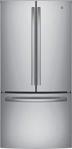 Best Buy Weekly Ad: GE - 24.8 cu. ft. Stainless Steel French Door Refrigerator for $1,399.99