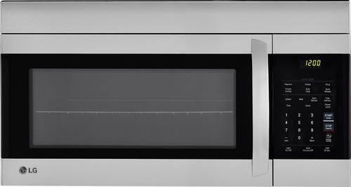 Best Buy Weekly Ad: LG - 1.7 cu. ft. Over-the-Range Microwave for $249.99