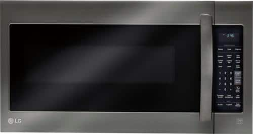 Best Buy Weekly Ad: LG - 2.0 cu. ft. Over-the-Range Microwave for $359.99