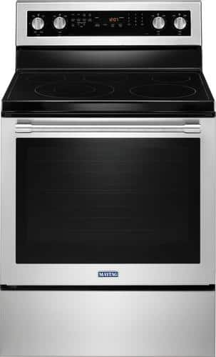 Best Buy Weekly Ad: Maytag - 6.4 cu. ft. Electric Convection Range for $799.99