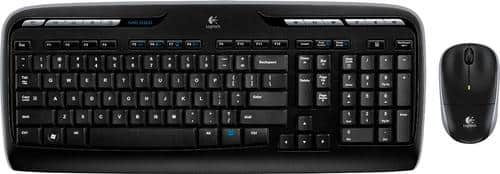 Best Buy Weekly Ad: Logitech MK320 Wireless Keyboard and Mouse for $24.99