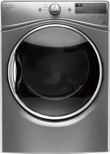 Best Buy Weekly Ad: Whirlpool - 7.4 cu. ft. 8-Cycle Electric Dryer with Steam for $899.99
