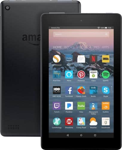 "Best Buy Weekly Ad: Amazon Fire 7"" Tablet for $39.99"